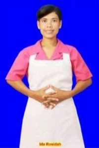 Indonesian-Maid